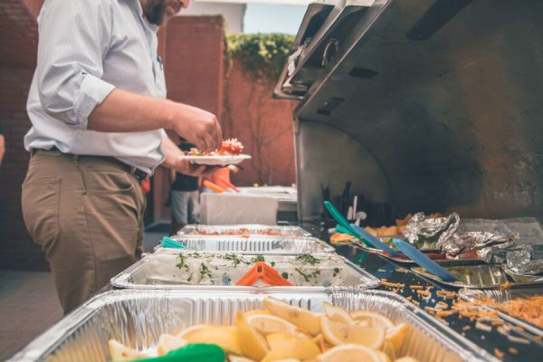Cater a Corporate Event